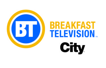 Breakfast television featuring NJ Wight